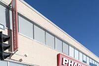 Loft commercial – Béton – Lumineux – Haut plafonds