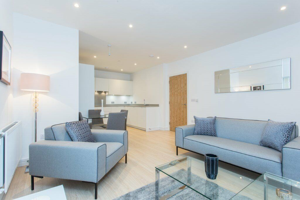 AMAZING 1 BED APARTMENT IN CROYDON MORELLO DEVELOPMENT CR0 EAST CROYDON