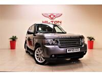 LAND ROVER RANGE ROVER 3.6 TDV8 VOGUE 5d AUTO 271 BHP + 2 PREV OWNERS + S (grey) 2009