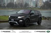 2013 Land Rover Range Rover Evoque Dynamic Certified!