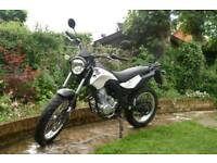 Derbi Cross City 125 Mototcycle