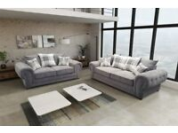 50% REDUCTION* THE LUXURY VERONA SOFA RANGE: CORNER SOFAS, 3+2 SETS, ARM CHAIRS * FREE DELIVERY*