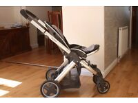 Babystyle Oyster 1 Pushchair & Car Seat system