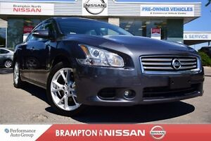 2013 Nissan Maxima SV *Navigation, Rear View Monitor, Heated Sea
