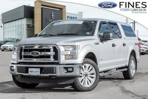 2015 Ford F-150 XLT - FORD CERTIFIED RATES FROM 1.9% APR, NAVI