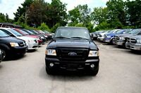 2011 Ford Ranger FX4 SUPERCAB CERTIFIED & E-TESTED
