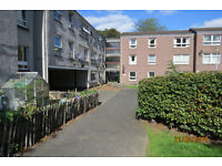 2 bed unfurnished 2nd floor flat close to Galashiels town centre, railway and bus station
