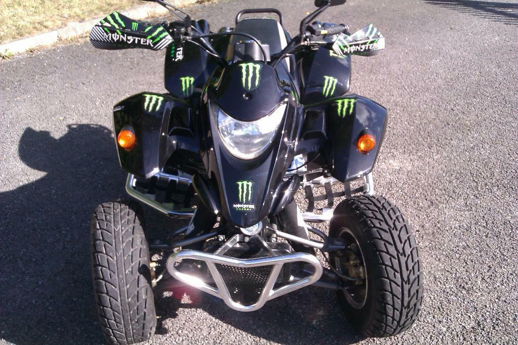 Quadzilla Stinger Quad Bike Mot Months Tax D End Of