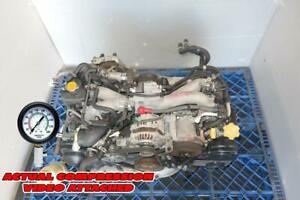 JDM Subaru WRX EJ205 Turbo 2.0L 2002 2003 2004 2005 Engine Motor AVCS Impreza *Pick up + Delivery + Shipping Available**
