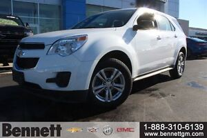 2011 Chevrolet Equinox LS - Great km for the year