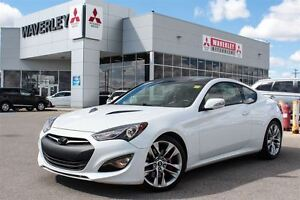 2013 Hyundai Genesis 3.8 GT/Manual6Speed/Pre*