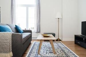 Furnished - Flexible 4 to 8 month lease! STARTING SEPT #837