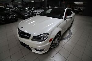 2013 Mercedes-Benz C-Class C63 AMG Coupe + AMG Performance P
