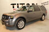 2012 Ford Expedition Max Limited, Auto, Leather, Sunroof, 4x4, 8