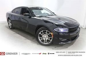 2015 Dodge Charger SXT Rally AWD*Cuir, toit, navigation*