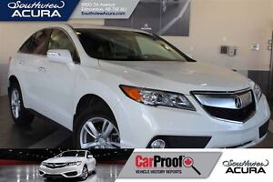 2015 Acura RDX AWD, Sunroof , leather interior and more!