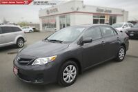 2013 Toyota Corolla CE - Moonroof Pkg Manager's Special