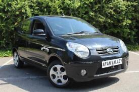 Kia Picanto Domino 5dr **30 tax 1 lady owner** (black) 2011
