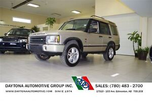 2003 Land Rover Discovery II SE SALE PRICE!! COMES WITH WARRANTY