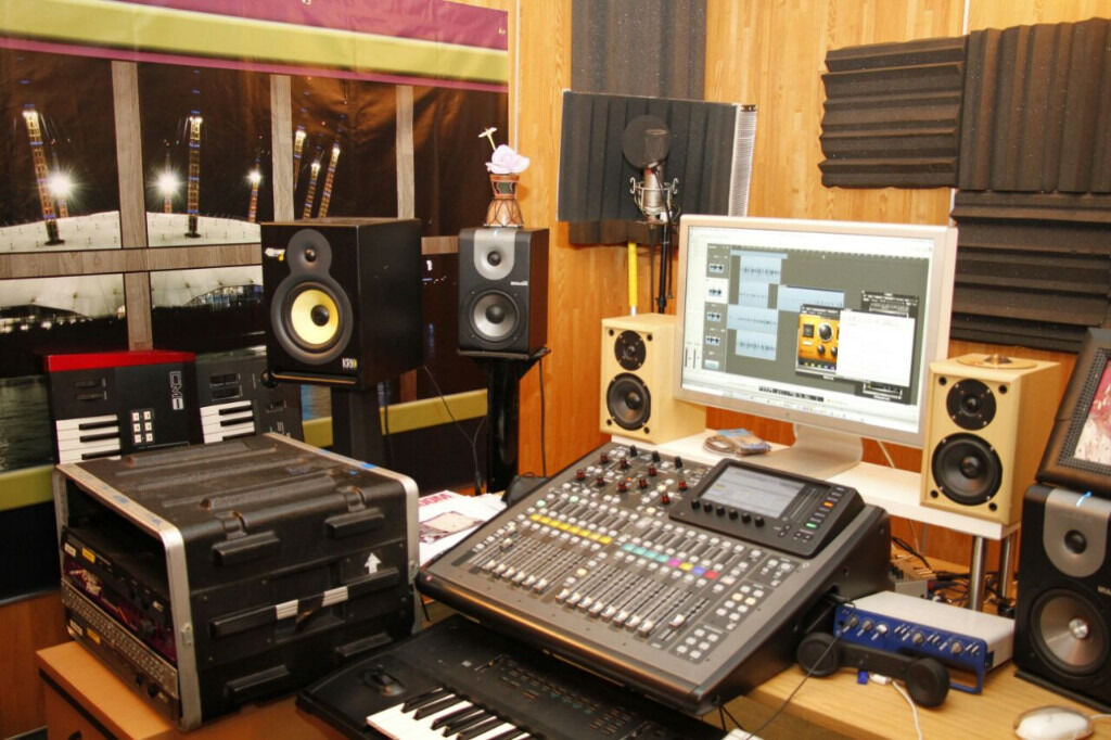Tremendous Recording Studio Big Studio Space For Music Video Filming Largest Home Design Picture Inspirations Pitcheantrous