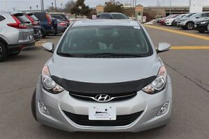 2013 Hyundai Elantra Limited*LTHR*ROOF*BLUETOOTH