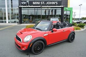 2012 MINI Cooper S Convertible S **FUN TO DRIVE MANUAL!!**