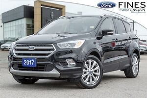 2017 Ford Escape Titanium - SOLD! HAND PICKED PREVIOUS DAILY REN