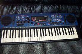 Yamaha DJX Synthesizer/Sampler Keyboard