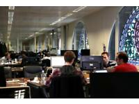FARRINGDON Office Space to Let, EC1V - Private or Coworking. All sizes