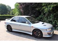 Subaru Impreza WRX 1995
