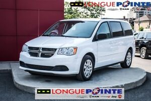 2016 Dodge Grand Caravan SE/SXT DOUBLE AIR CAM DE RECUL