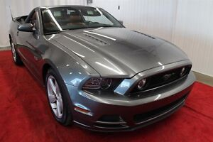 2014 Ford Mustang GT DÉCAPOTABLE  *BLUETOOTH, A/C