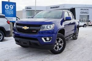 2016 Chevrolet Colorado Z71 | Duratracs | Heated Seats | 8 Touch