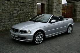 BMW 318 CONVERTABLE