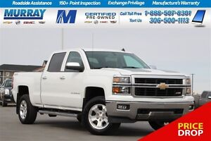 2014 Chevrolet Silverado 1500 LT*REMOTE START*HEATED SEATS*REAR