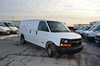 2005 Chevrolet Express cargo van