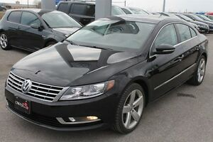 2013 Volkswagen CC Highline w/ Technology Package!!