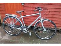 New Kingston hampton mens bike