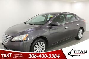 2015 Nissan Sentra Auto|Low Kms|Grey|Must See