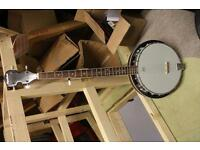 Maxtone 5 string Banjo