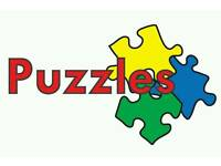 Adult & kids jigsaw puzzles
