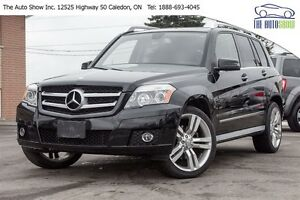 2010 Mercedes-Benz GLK-Class PANORAMIC ROOF! AMG WHEELS!