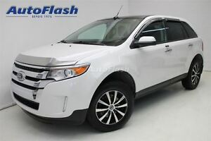 2011 Ford Edge SEL/Limited AWD * Cuir/Leather * Toit/Roof * Navi