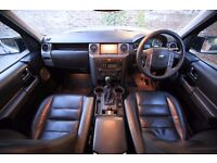 2004 Land Rover Discovery 2.7 TDV6 Quick Sale! Black Leather, SatNav, Manual