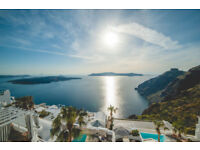 Santorini Holiday 01/05/18 to 08/05/18 staying at Dana Villas in a Junior Suite with Gatwick Flights