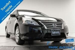 2015 Nissan Sentra 1.8 S * AUTOMATIQUE, A/C, CRUISE, BLUETOOTH