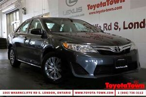 2013 Toyota Camry SINGLE OWNER LE NEW BRAKES