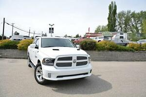 2013 Ram 1500 SPORT, LEATHER, 4X4 LOADED
