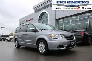 2014 Chrysler Town & Country Limited *DUAL BLUERAY/NAV*