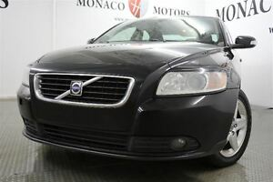 2009 Volvo S40 2.4L FWD,MANUEL, MAGS,HEATED SEATS,A/C